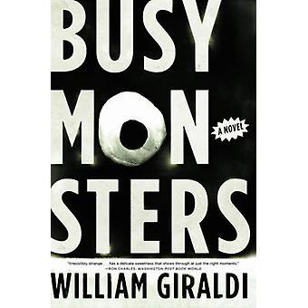 Monster - ein Roman von William Giraldi - 9780393342932 Buch beschäftigt