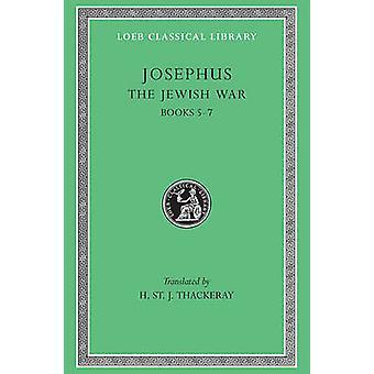 Funciona - v. 4 - a guerra judaica - Bks.V-VII por Flávio Josefo - H. St.J