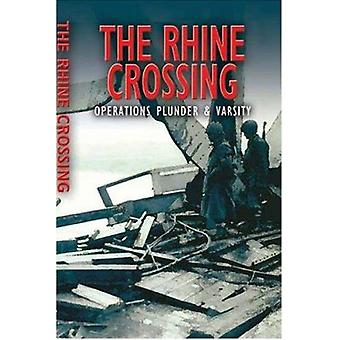 Rhine Crossing - Operation VARSITY - 30th and 79th US Divisions and 17