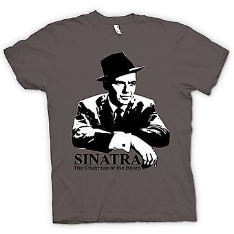 Womens T-shirt - Frank Sinatra Chairman - Swing