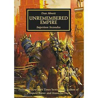L'Empire commémoré par Dan Abnett - livre 9781849706919