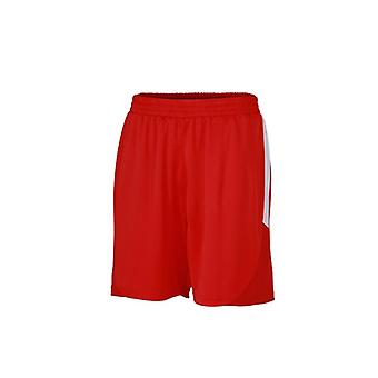 James and Nicholson Unisex Competition Team Shorts