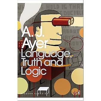 Sprog - sandheden og logik af A. J. Ayer - Ben Rogers - 9780141186047