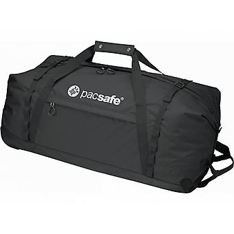 Pacsafe Duffelsafe AT120 Anti Theft Adventure Duffel Bag (Black)