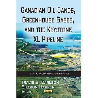 CANADIAN OIL SANDS GREENHOUSE (Energy Science, Engineering and Technology: Energy Policies, Politics and Prices)