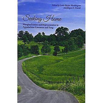 Seeking Home: Marginalization and Representation in Appalachian Literature and Song