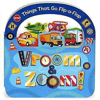 Vroom & Zoom Flip-A-Flap
