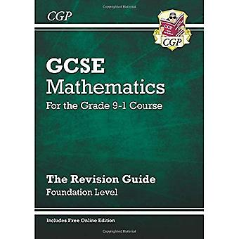 New GCSE Maths Revision Guide: Foundation - for the Grade 9-1 Course (with Online Edition)
