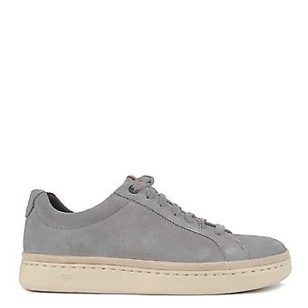 UGG Mens' Cali Seal Suede bas Top Trainer