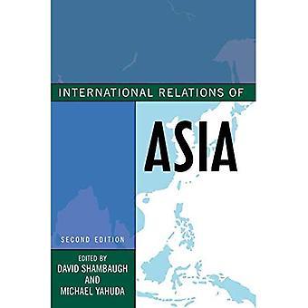 Relations internationales de l'Asie (Asia in World Politics)
