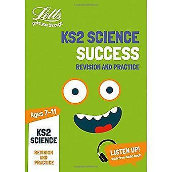 KS2 Vetenskap Revision och praxis (Letts KS2 Revision framgång) (Letts KS2 Revision framgång)