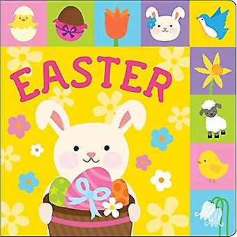 Lift-The-Tab: Easter [Board book]