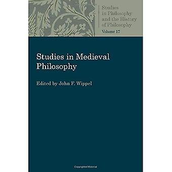 Studies in Medieval Philosophy (Studies in Philosophy and the History of Philosophy)