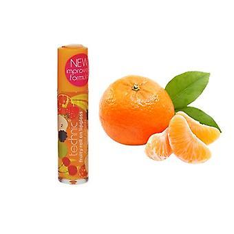 Technic Fruity Roll On Lip Gloss ~ Tangerine