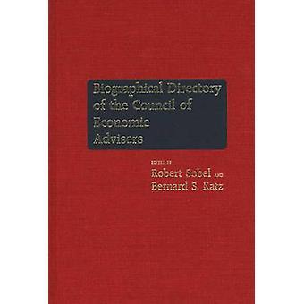 Biografiske register for råd af økonomiske rådgivere råd af økonomiske rådgivere U.S.