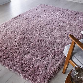 Dazzle lila Rechteck Teppiche Plain/fast nur Teppiche