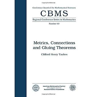 Metrics, connections and gluing theorems