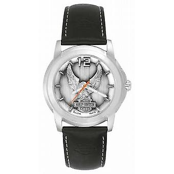 Harley Davidson Black Eagle 76A12 Watch