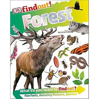 Forest by DK - 9780241284971 Book