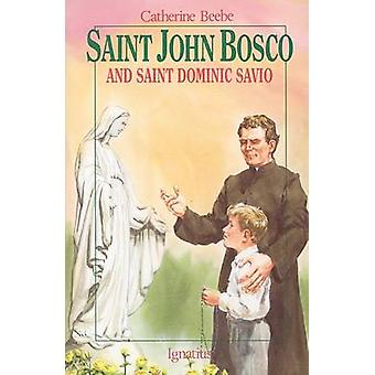 Saint John Bosco and Saint Dominic Savio (2nd) by Catherine Beebe - 9