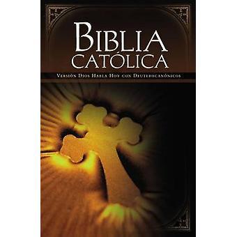 My Gift Catholic Bible-VP by Dhh - Dios Habla Hoy - 9780899227160 Book