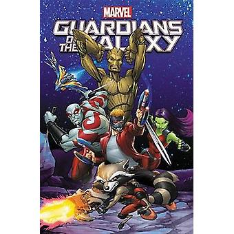 Guardians Of The Galaxy - An Awesome Mix by Joe Caramagna - 9781302909