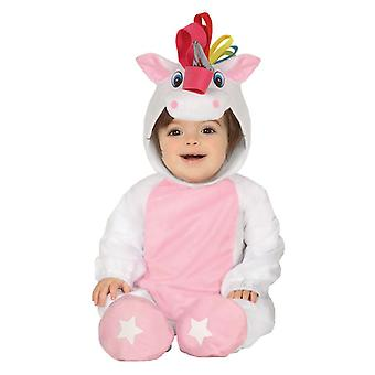 Toddlers Childrens Unicorn Fancy Dress Costume