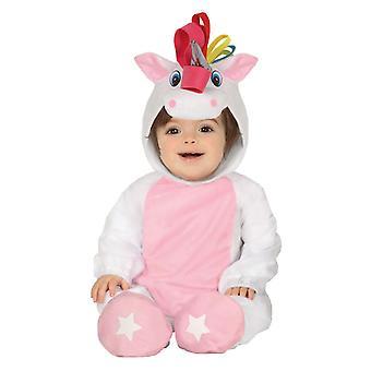 Peuters Childrens Unicorn fancy dress kostuum