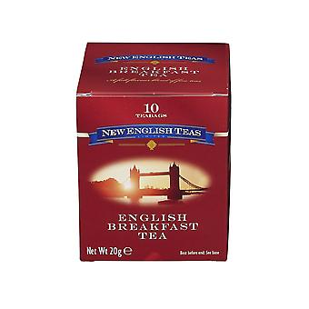 Classic english breakfast tea 10 individually wrapped teabags