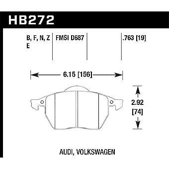 Hawk prestaties HB272B. 763A HPS 5,0