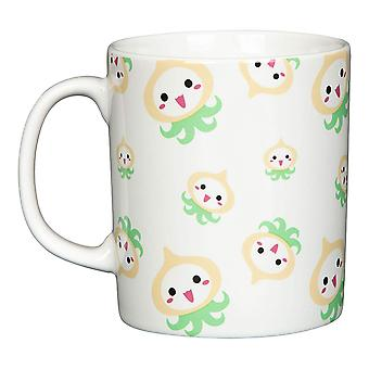 Mug - Overwatch - Pachimari Allover Ceramic 11oz New j9279