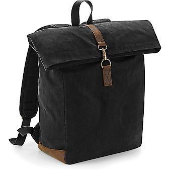 Quadra - Heritage Waxed Canvas Backpack