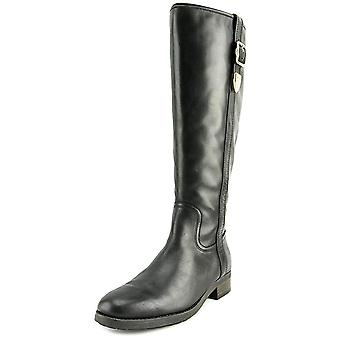 Coach Easton Leather Chestnut Boot