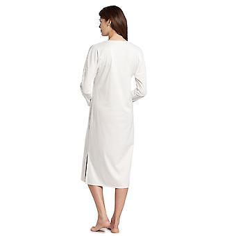Feraud 3191024-11697 Women-apos;s High Class Ivory Off-White Cotton Night Gown Night Gown Night Gown Night Gown Night Gown Night Gown