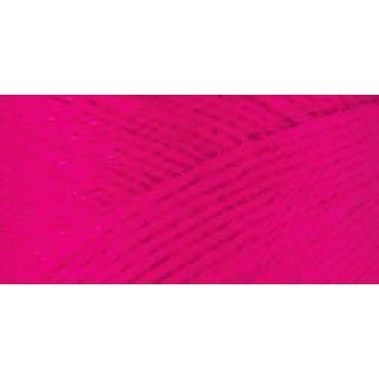 Simply Soft Yarn Solids Neon Pink H97003 9775