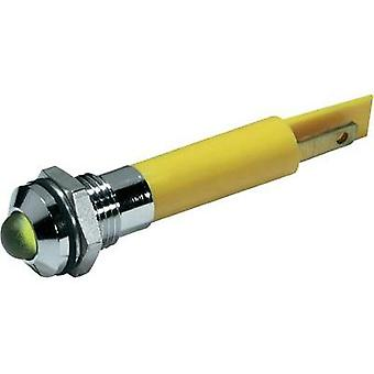 LED indicator light Yellow 230 Vac CML