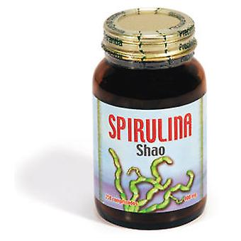 Derbós Spirulina 250Comp Shao. (Dieta , Supplementi)