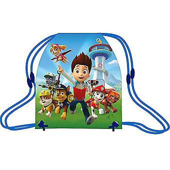 Kids Euroswan Paw Patrol-Gym Bag 41cm. (Toys , School Zone , Backpacks)