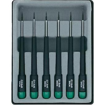 Electrical & precision engineering Screwdriver set 6-piece Donau Slot