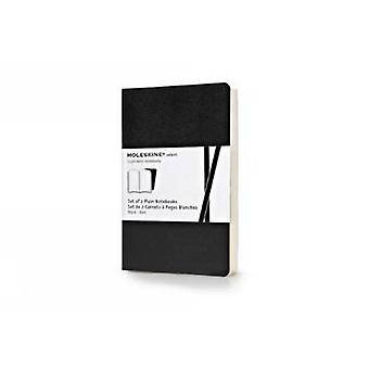 Moleskine Volant Pocket Plain Black by Moleskine