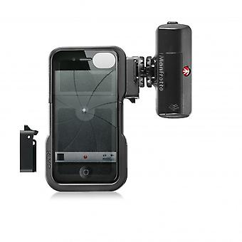 MANFROTTO Shell iPhone 4/4S MKL120KLYP0 ML120 LED lys der indeholder.