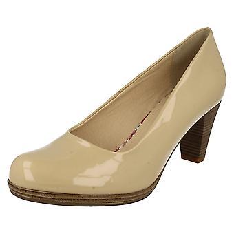 Ladies Rieker Court Heels 41160