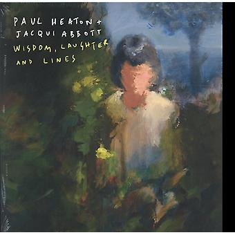 Wisdom Laughter And Lines [VINYL] by Paul Heaton