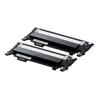 Samsung CLT-P406B-2-pack-black-original toner cartridge-CLP-360, 365, 368, CLX-3300, 3305, 3306, Xpress C460, C467