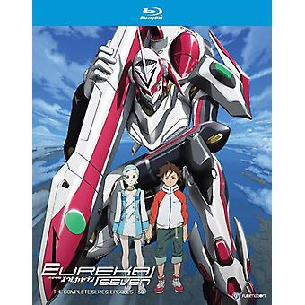 Eureka Seven: The Complete Series [Blu-ray] USA import