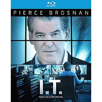 I.T. [Blu-ray] USA import
