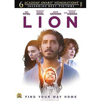Lion [DVD] USA import