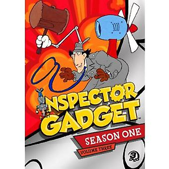 Inspector Gadget Vol. 3 [DVD] USA import