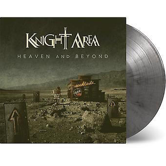 Knight område - himlen & Beyond [Vinyl] USA import