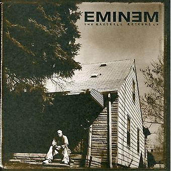 Eminem - Marshall Mathers LP [CD] USA importeren
